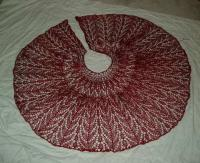 Johnna's Peace shawl