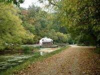 C&O Canal at Swain's Lock