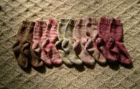Jasmin's socks