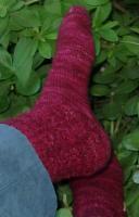 Deb and Kate\'s socks