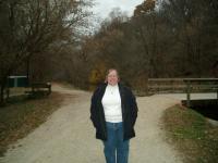 Karen at Swain\'s Lock