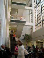 Stanford atrium