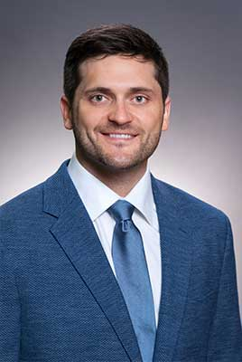 Dr. Jake Trahan The Spine Hospital of Louisiana