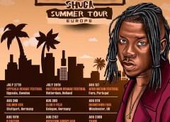 Stonebwoy defies all odds for his Shuga European tour.