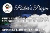 Mr. Good Vape Baker's Dozen Eliquid Review Spinfuel VAPE Magazine