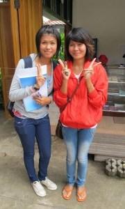 Ubon Students