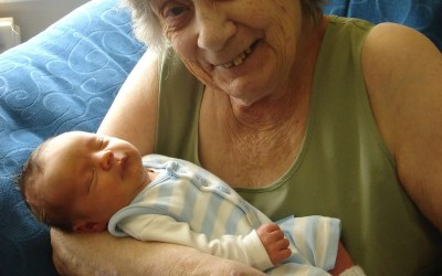 My lovely Nanna