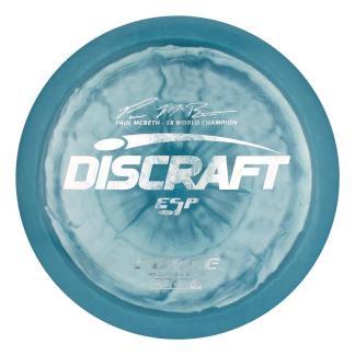 5x Paul McBeth Discs ESP Force