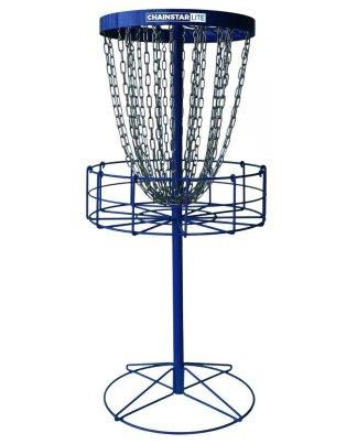 ChainStar Lite Practice Basket Blue