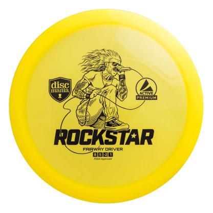 Rockstar Discmania Active Premium