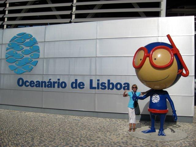 Lisboa: Oceanário (aquarium)