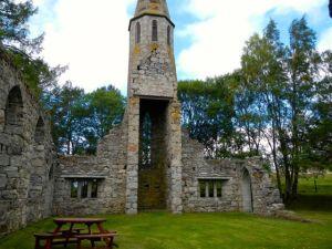 A good use of church ruins - beautiful picnic spot!