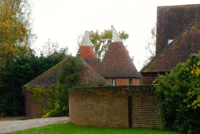 oast houses (Kent)