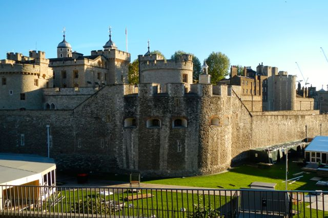 the Tower (of London)