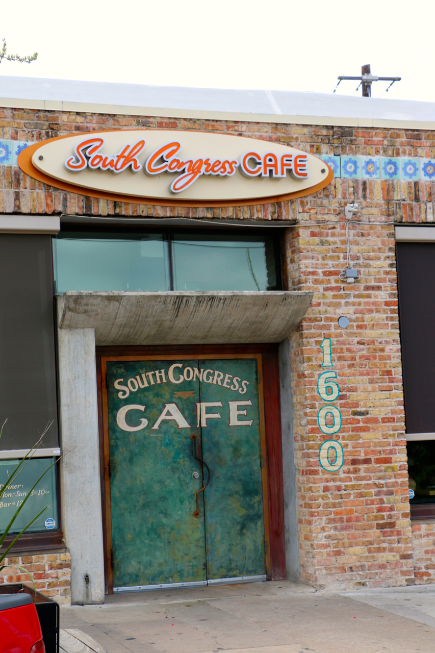 South Congress Cafe
