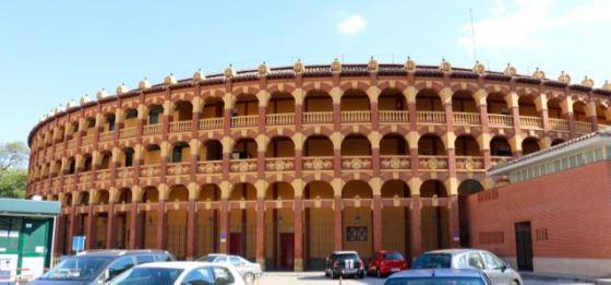 Plaza de Toros, Zaragoza