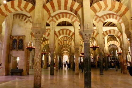 La Mezquita (the mosque)