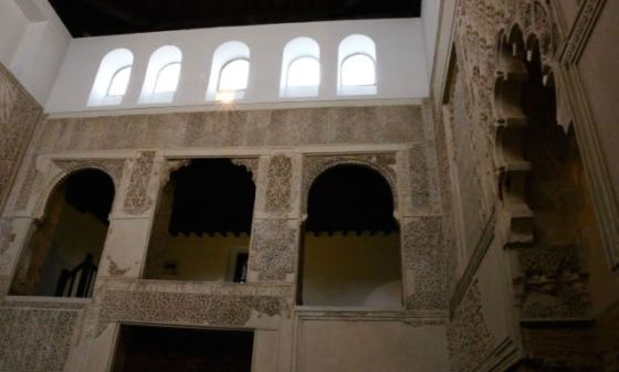 La Sinagoga - the only synagogue in Andalucía to survive the Inquisition