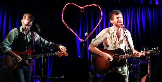 """Jetpack"" and Stephen Kellogg love San Francisco."
