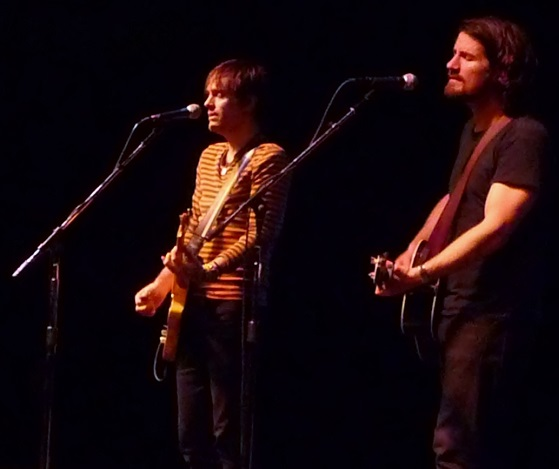 Matt Nathanson brings a little holiday cheer to Santa Rosa.