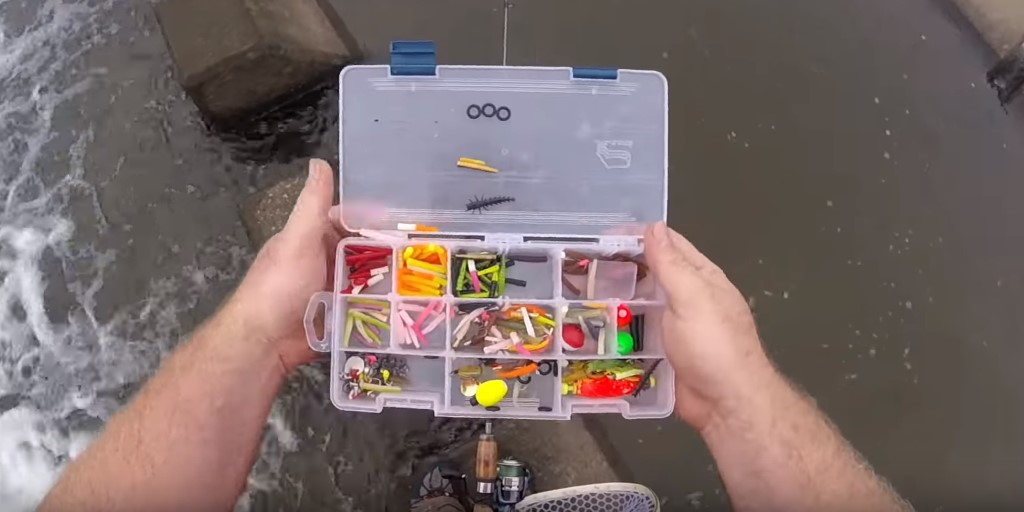 how to fish trout magnet