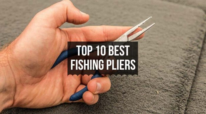 Best Fishing Pliers