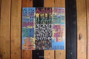 A Tribe Called Quest – Peoples Instinctive Travels And The Paths Of Rhythm 2xLP