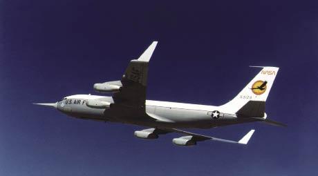 KC-135 aircraft