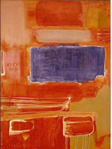 Untitled by Mark Rothko. 1948