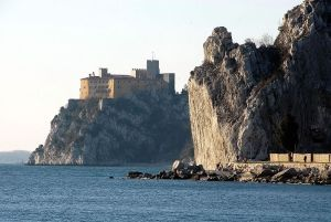 Castle Duino, Italy. Photo by Johann Jaritz