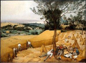 The Harvesters, by Pieter Bruegel. 1565