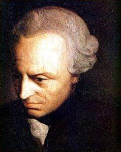Immanuel Kant. Artist Unknown
