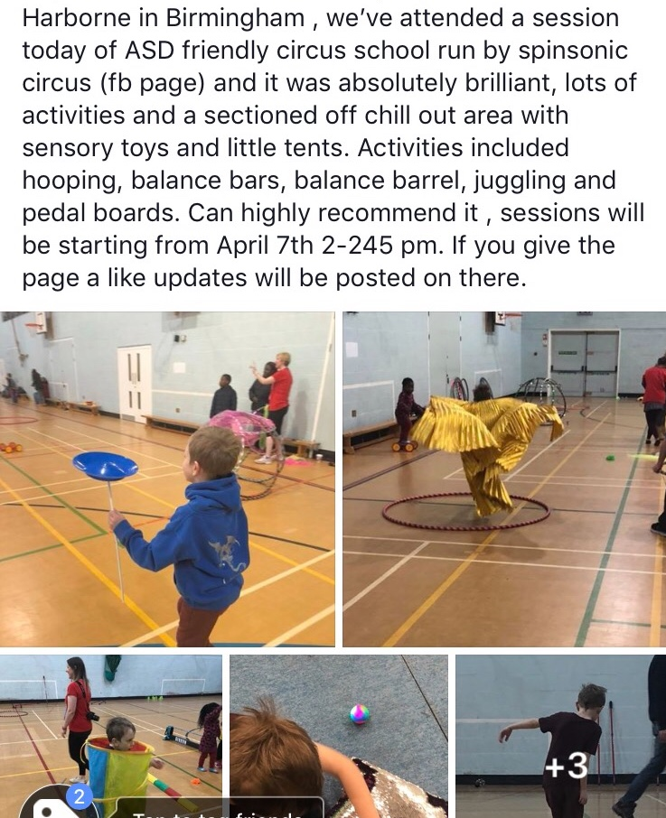 asd friendly stay and play