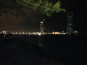 Night view - Corniche.