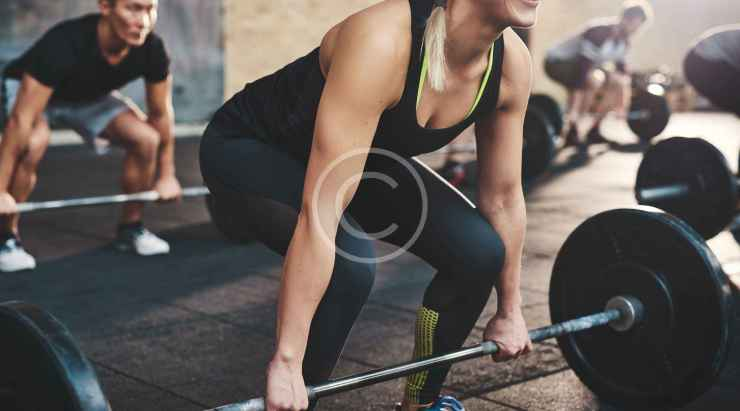 Your individual training plan. High intensity workouts