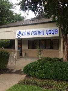Blue Honey Yoga