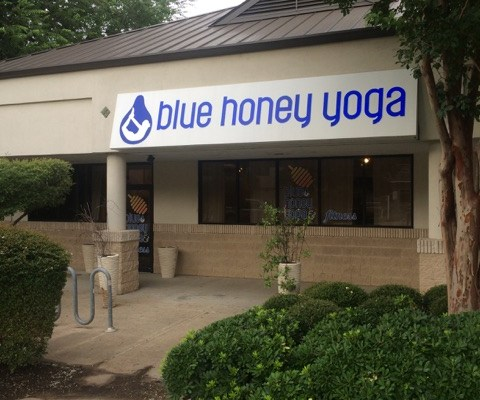 Blue Honey Yoga
