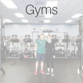Spinsyddy Gyms