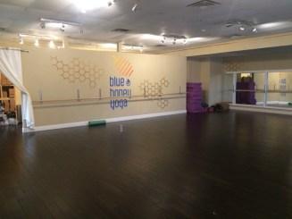 Blue Honey Yoga Fitness