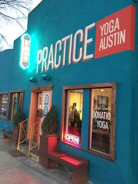 Practice Yoga Austin