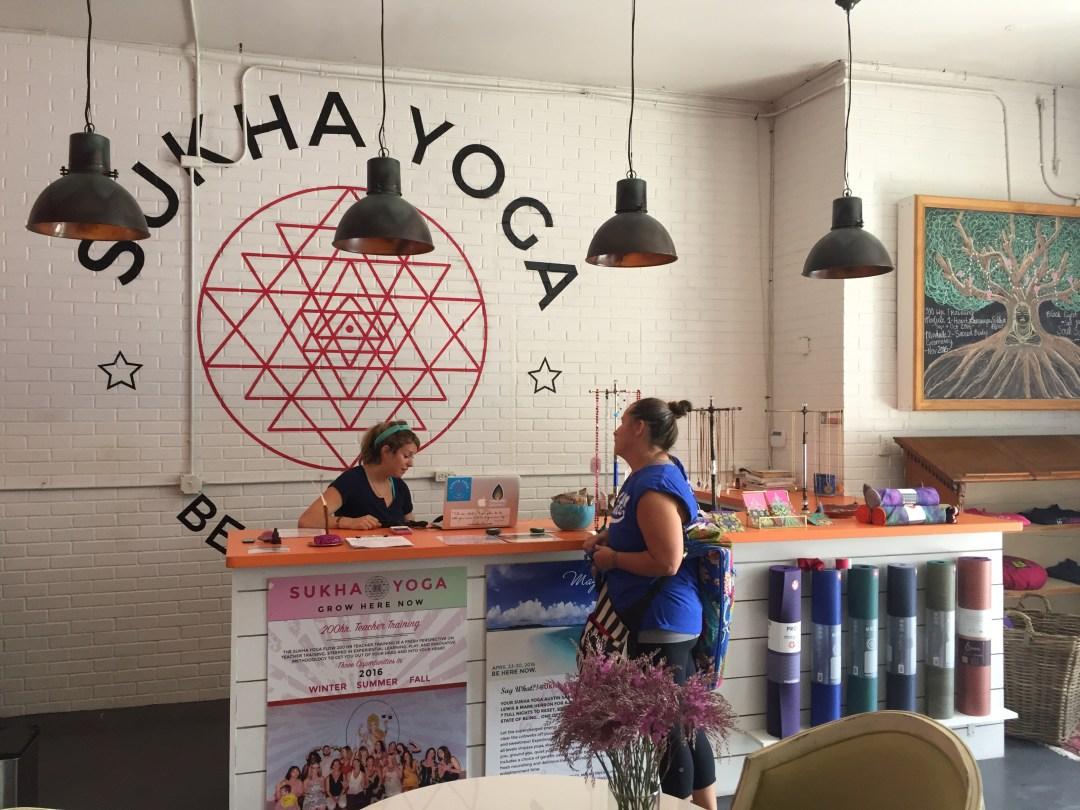 Sukha Yoga Austin