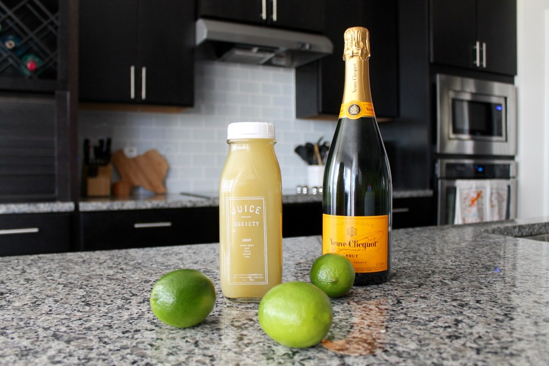 Juice Society and Brut