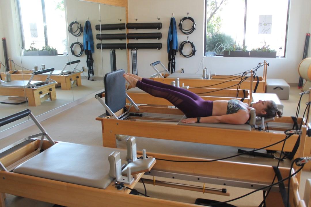 Reform Pilates Jump Class