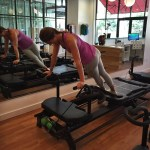 Sydney Torabi at Pure Pilates Austin, Texas