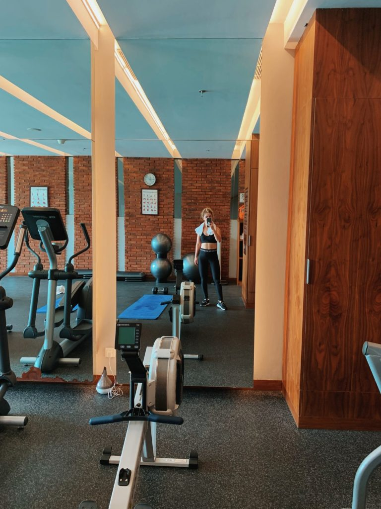 Movenpick Hotel Gym