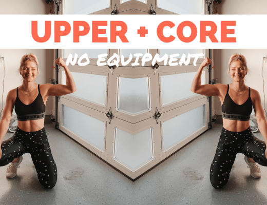 Sydney Torabi Upper Workout
