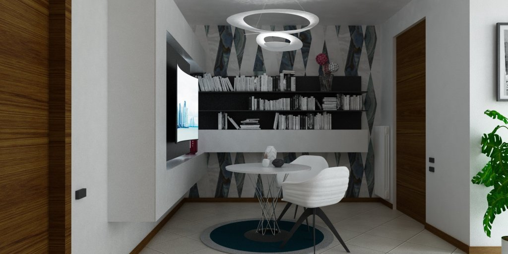 Relooking Garbagnate Milanese altra visuale | SP Interior Design