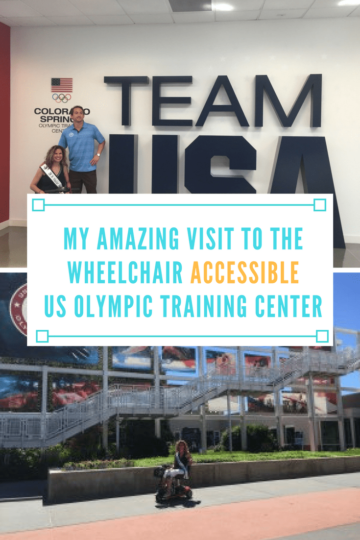 My Amazing Visit To The Wheelchair Accessible Us Olympic