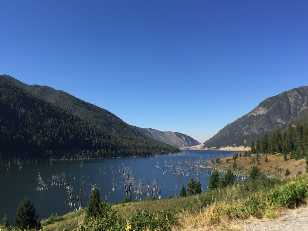 Wheeling Solo on the Road: From Wyoming to Montana