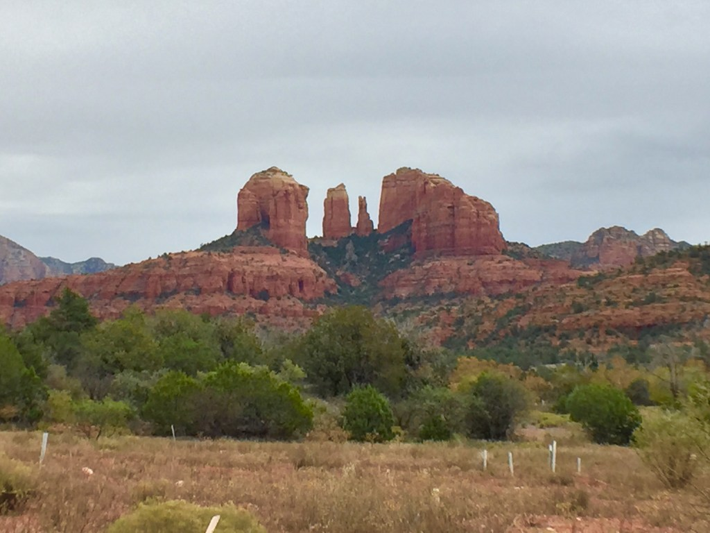 Rolling Among the Red Rocks of Sedona, AZ